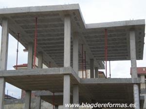 Construcción de un chalet