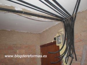 Instalación de electricdad