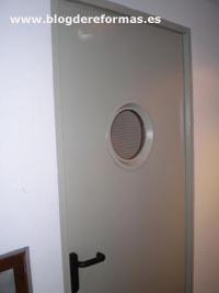 Febrero 2008 reformas obras cocinas y ba os for Puertas contra incendios